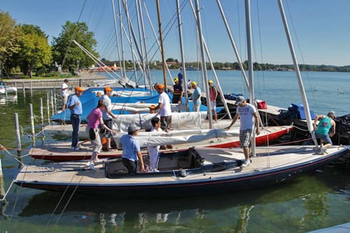 Teambuilding-Events und Teamtrainings am Starnberger See